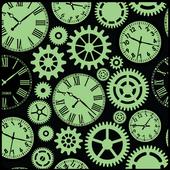 Night Clock Live Wallpaper 3.0