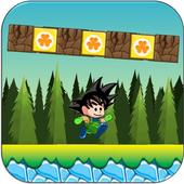 Adventures Dbz Goku God 1.7