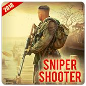 Cover Fire Sniper Shooter : Modern Combat FPS Game 1.1