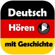 Deutsch Hören mit Geschichte 0.0.1