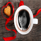 Photo In Coffee Cup Frames 1.0