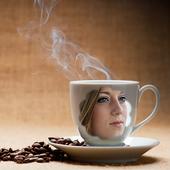 Photo In Coffee Mug Frames 1.0