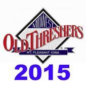 Old Threshers 2015