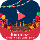 Birthday Photo Maker With Song 1.3