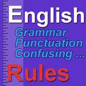 English Usage Rules 1.5.1
