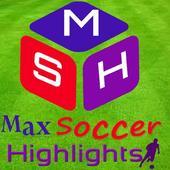 Max Soccer Highlights 1.0