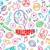 Music Pattern Wallpapers 2.1.4