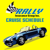 Rally Cruise Schedule 1.0