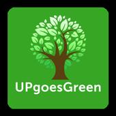 #GoGreenSelfie-UPgoesGreen 1.0