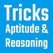 Aptitude and Reasoning Tricks 1.1.0
