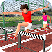High School Girl Virtual Sports Day Game For Girls 1.4