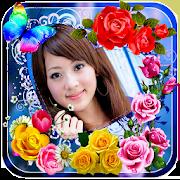 Rose Flower Photo Frames 1.0.6