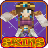 Princess Skins for Minecraft 1.0