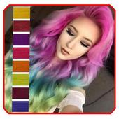 Hair Color Changer Effects