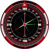 GPS Military Compass Navigator – Route Finder 1.0