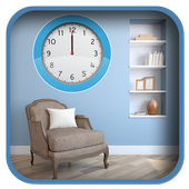 Interior Clock Live wallpapers 1.0