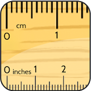 Scale Ruler App with Tape Measure