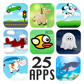 25 Flappy Games : 25 In 1Apperleft LtdAction
