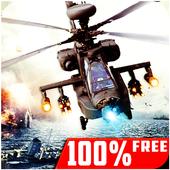 GUNSHIP BATTLE Helicopter Strike 3D War Game 1.0