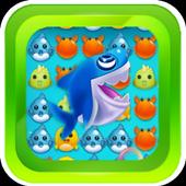 Bubble Shark Shooter Ocean Pop 1.0.0