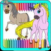 Unicorn Coloring Kids Paint 1.0