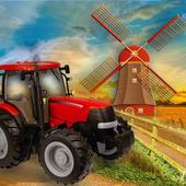 3D Modern Farming TractorAppgamentSimulation