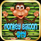 Monkey ballons city 2.0.0