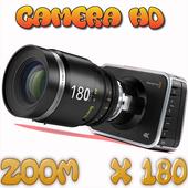 Mega Zoom HD Camera