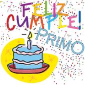 Feliz Cumpleaños Primo 1.0