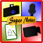 Super Notes - All In One Notepad 2.1