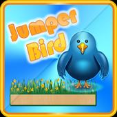 Jumping Bird 1
