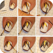 Nail Girl Step by Step 2017 4