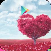 AppLock Theme Love Tree 1.0.2