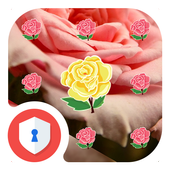 Romantic Flower AppLock Theme 1.2