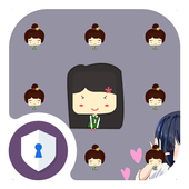AppLock Beautiful Girl Theme