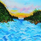 Lloyd Dobson Artist 13