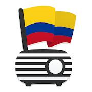 Radio Colombia - Radio AM y Radio FM Gratis 2.3.43