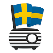 Radio Sverige - Online Radio and FM Radio 2.3.49