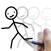 Stickman: draw animation, creator & maker, drawing 3.18