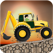 Up Hill Tractor Racing Climb 1.0