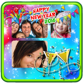 New Year Photo Collage 1.0