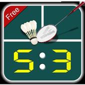 Best Badminton Scoreboard 1.0