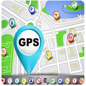 Map Navigation And Direction Offline Route Finder 1.0