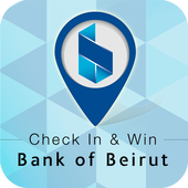 CheckIn&Win by Bank of Beirut 1.1.2