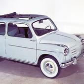 Wallpaper HD Fiat 600 1.0