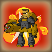 Frontline Metal Soldier Steel 1.0