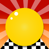 Rolling Ball In SkyVjCoderArcade