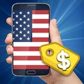 Mobile price in USA 1.0