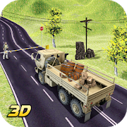 Army Cargo Truck - Army Truck Driving Simulator 3D 1.2