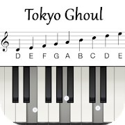 Anime Piano Tokyo Ghoul 11